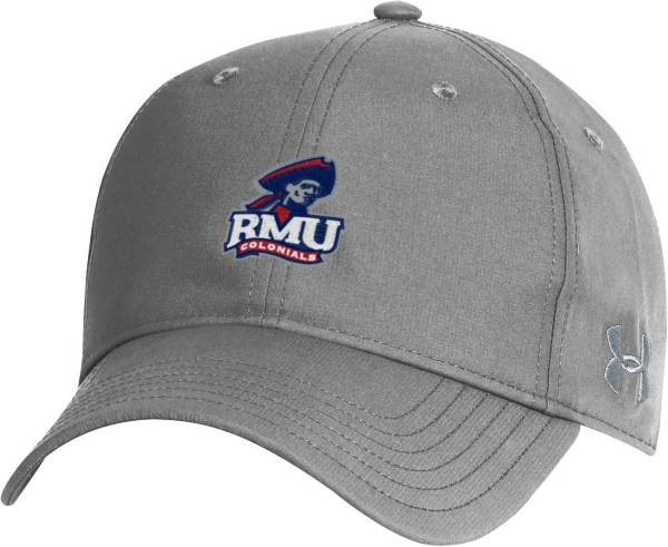 Under Armour Men's Robert Morris Colonials Grey Performance 2.0 Adjustable Hat product image