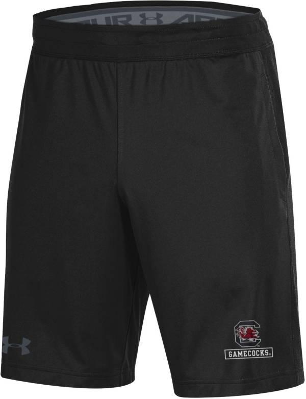 Under Armour Men's South Carolina Gamecocks Black Raid Performance Shorts product image