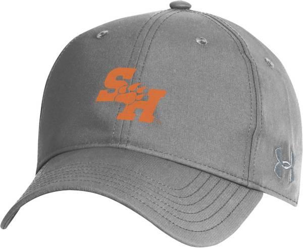 Under Armour Men's Sam Houston Bearkats Grey Performance 2.0 Adjustable Hat product image