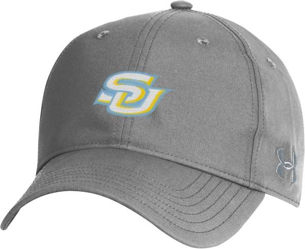 Under Armour Men's Southern University Jaguars Grey Performance 2.0 Adjustable Hat product image