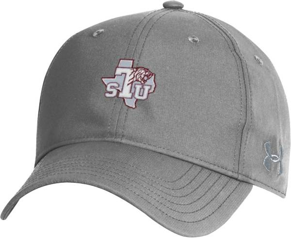 Under Armour Men's Texas Southern Tigers Grey Performance 2.0 Adjustable Hat product image