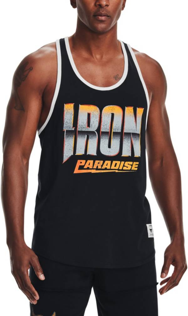 Under Armour Men's Project Rock Iron Tank Top product image