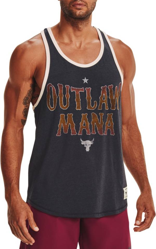Under Armour Men's Project Rock Outlaw Mana Tank Top product image
