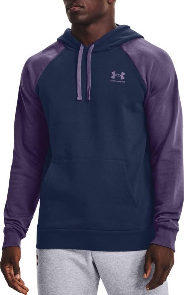 Under Armour Men's Rival Fleece Colorblock Hoodie product image