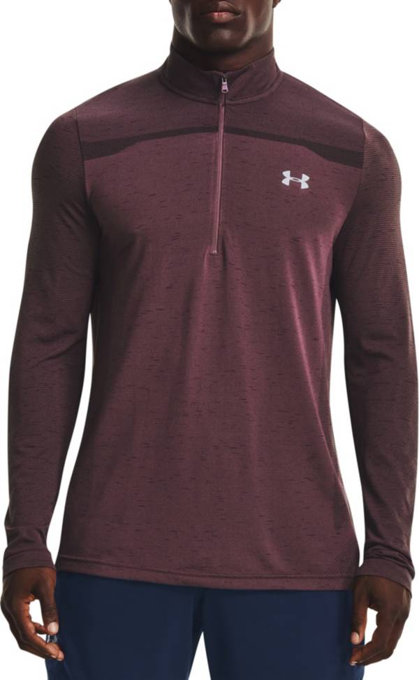 Under Armour Men's UA Seamless ½ Zip Long Sleeve Shirt product image