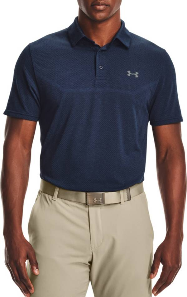 Under Armour Men's Vanish Seamless Mapped Golf Polo product image