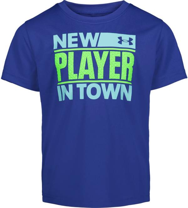Under Armour Little Boys' New Player In Town Graphic T-Shirt product image