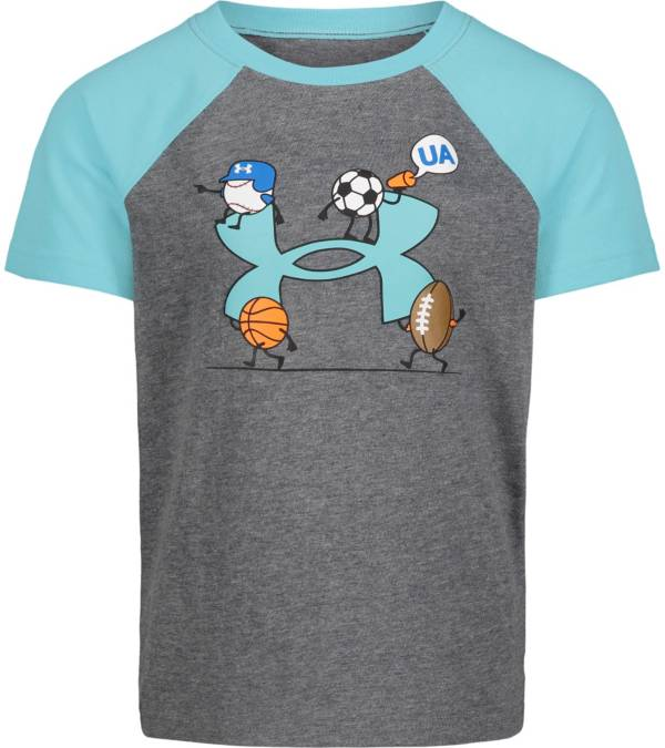 Under Armour Little Boys' Sport Ball Graphic T-Shirt product image