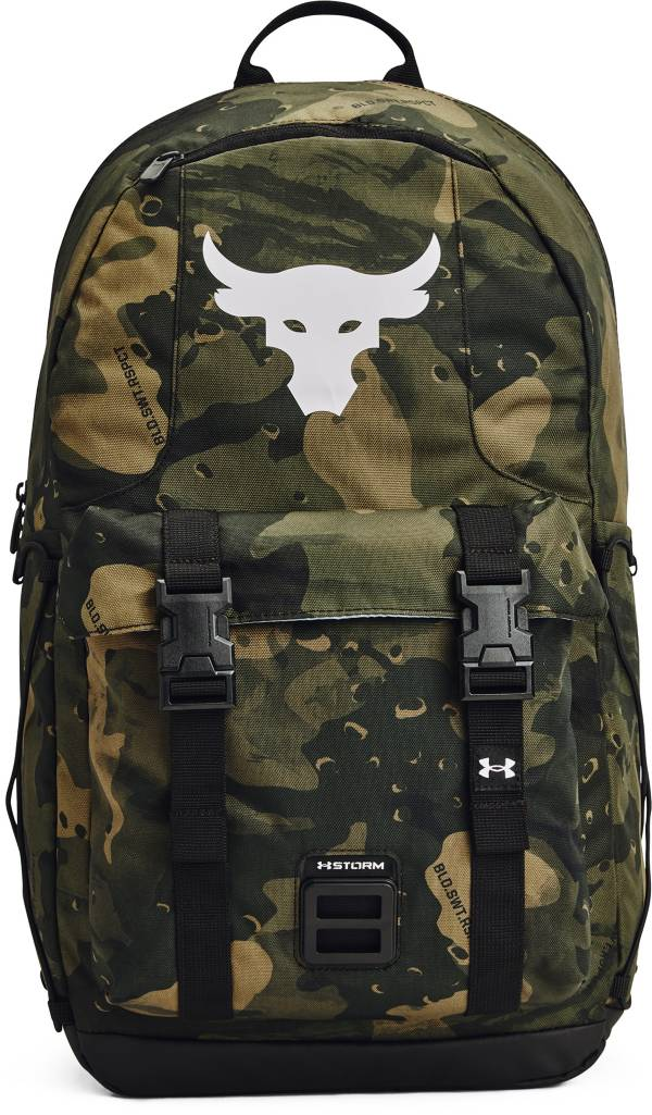 UA Project Rock Brahma Backpack product image