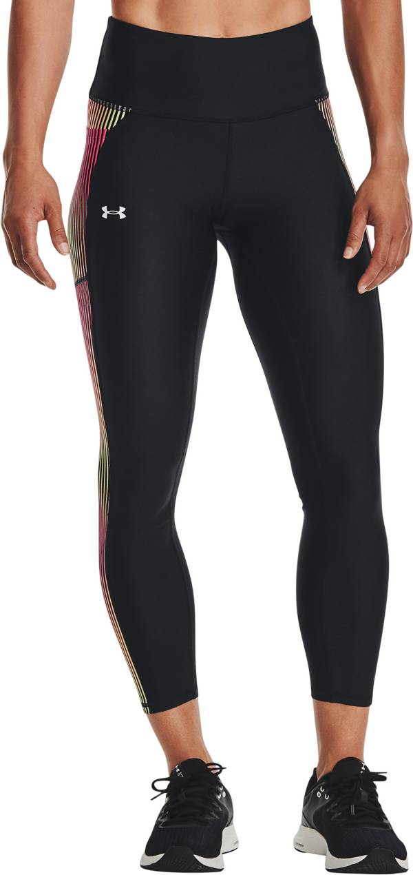 Under Armour Women's HeatGear No-Slip AC6M Panel Ankle Leggings product image