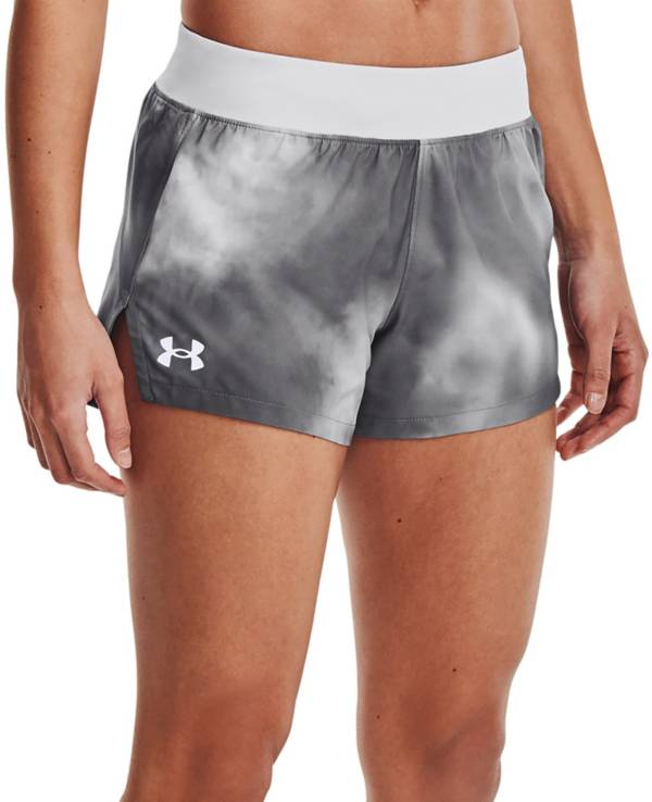 """Under Armour Women's Launch SW Print 3"""" Shorts product image"""