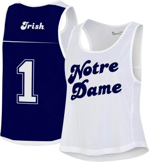 Under Armour Women's Notre Dame Fighting Irish Navy Gameday Performance Pinnie product image