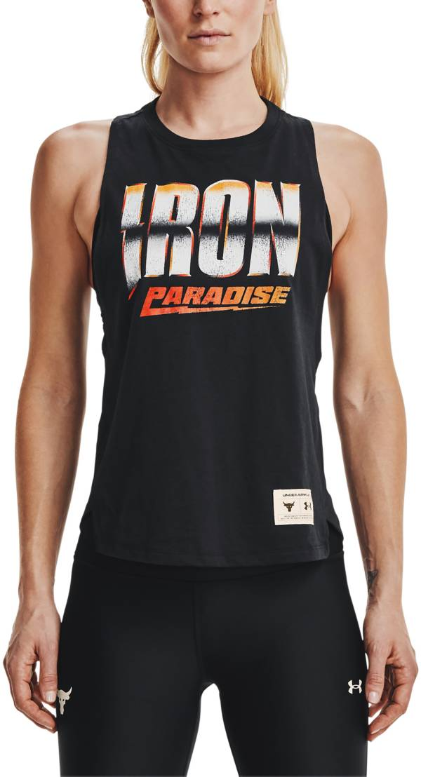Under Armour Women's Project Rock Iron Tank Top product image