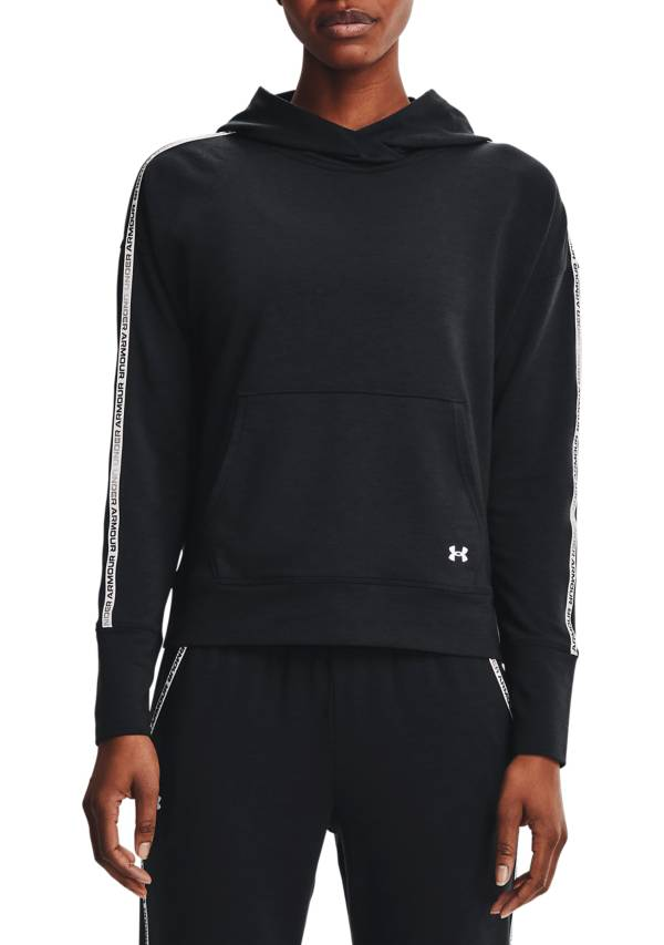 Under Armour Women's Rival Terry Taped Hoodie product image