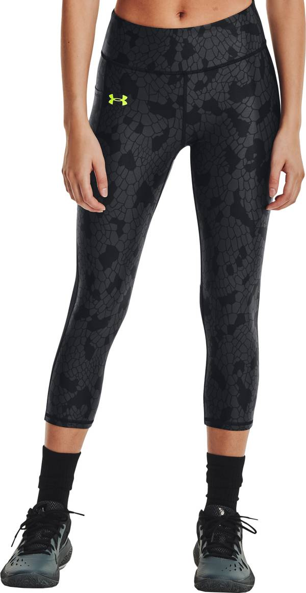 Under Armour Women's Iso-Chill ¾ Leggings product image