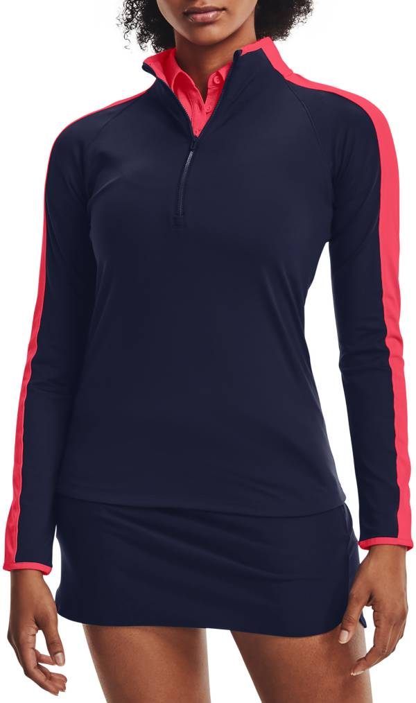 Under Armour Women's Storm Midlayer 1/2 Zip Golf Pullover product image