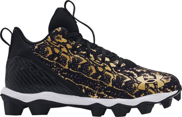 Under Armour Kids' Spotlight Suede 2 Franchise Football Cleats product image