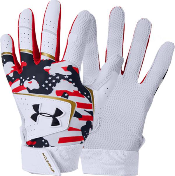 Under Armour Youth Clean Up Culture Batting Gloves 2021 product image