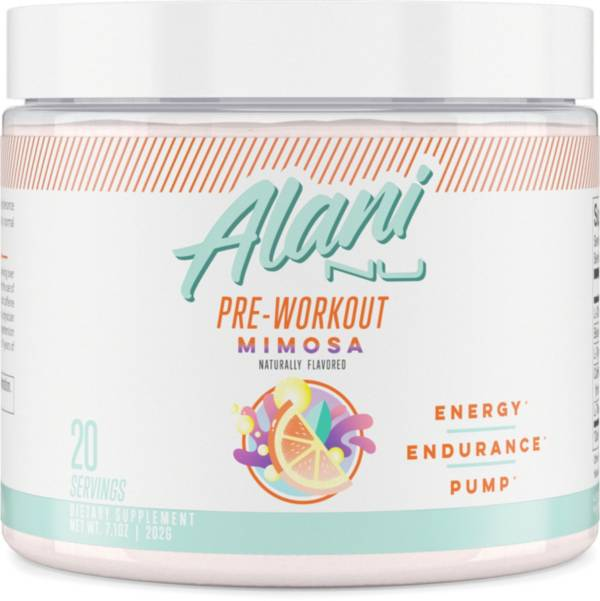 Alani Nu Pre-Workout Mimosa 20 Servings product image