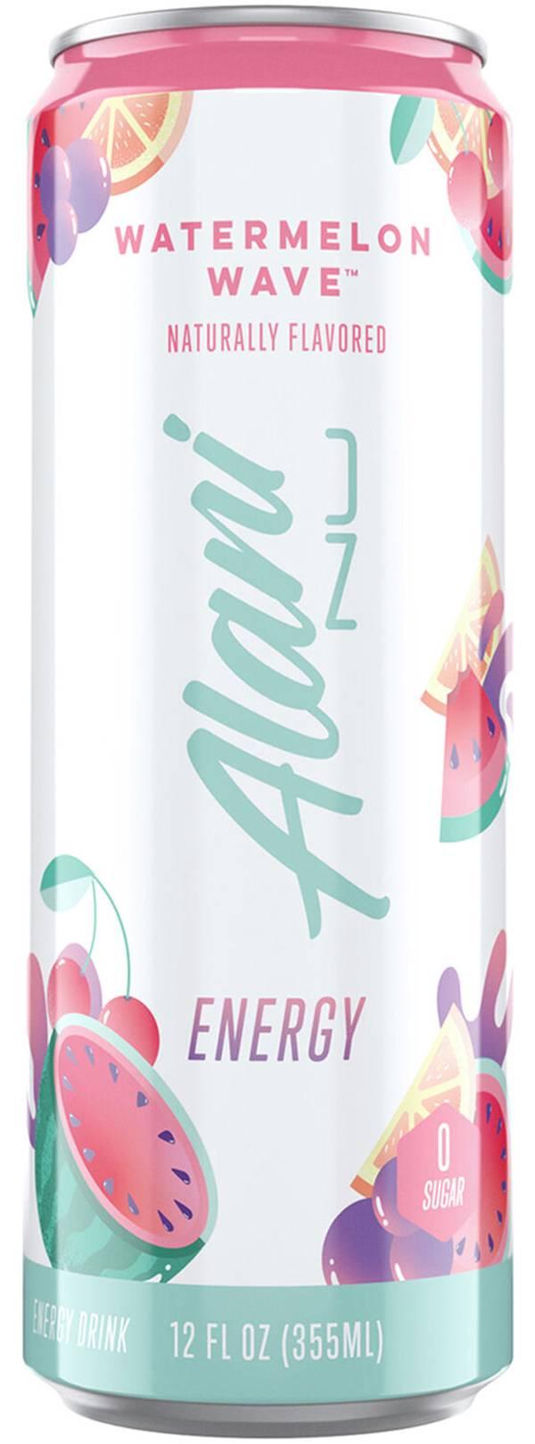 Alani Nu 12 oz. Energy Drink - Watermelon Wave product image