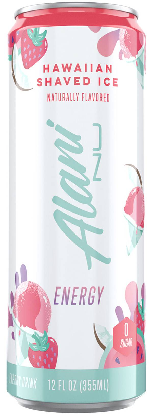 Alani Nu 12 oz. Energy Drink - Hawaiian Shaved Ice product image