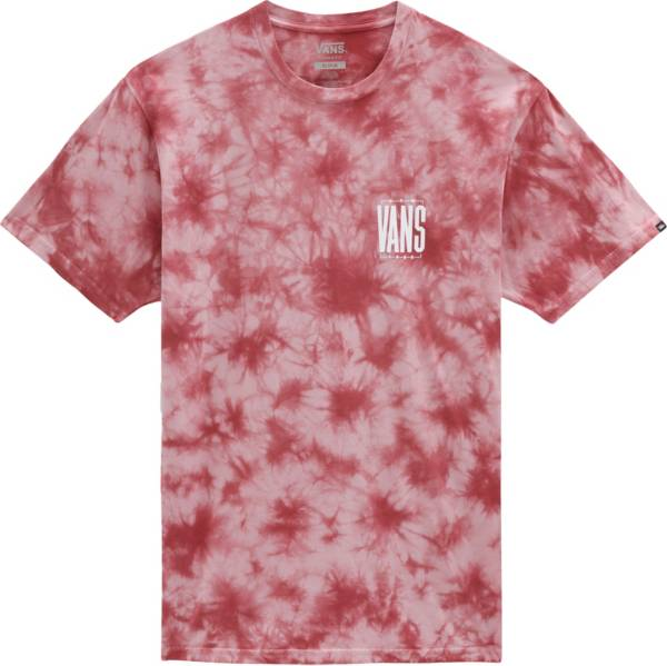 Vans Men's Tall Type Tie Dye Short Sleeve T-Shirt product image