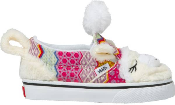 Vans Kids' Toddler Classic Slip-On Alpaca Shoes product image