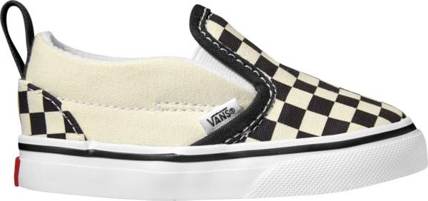 Vans Toddler Checkerboard Classic Slip-On Shoes product image