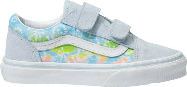 Vans Kids' Preschool Old Skool Tie Dye Shoes product image