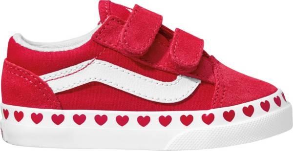 Vans Kids' Toddler Old Skool Heart Shoes product image