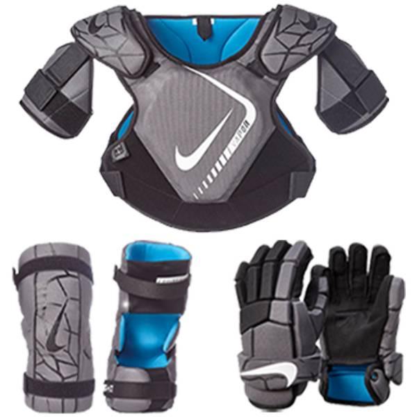 Nike 3-Piece Vapor LT Lacrosse Bundle product image