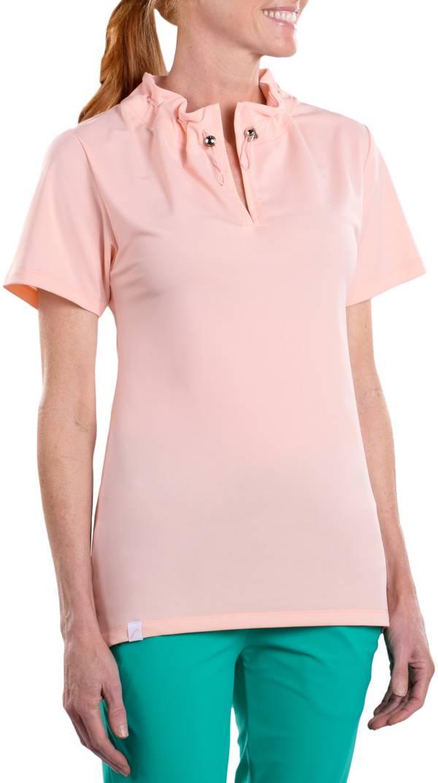 SwingDish Women's Lucinda Short Sleeve Golf Shirt product image