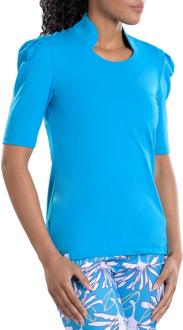 SwingDish Women's Kali Mid Sleeve Golf Shirt product image