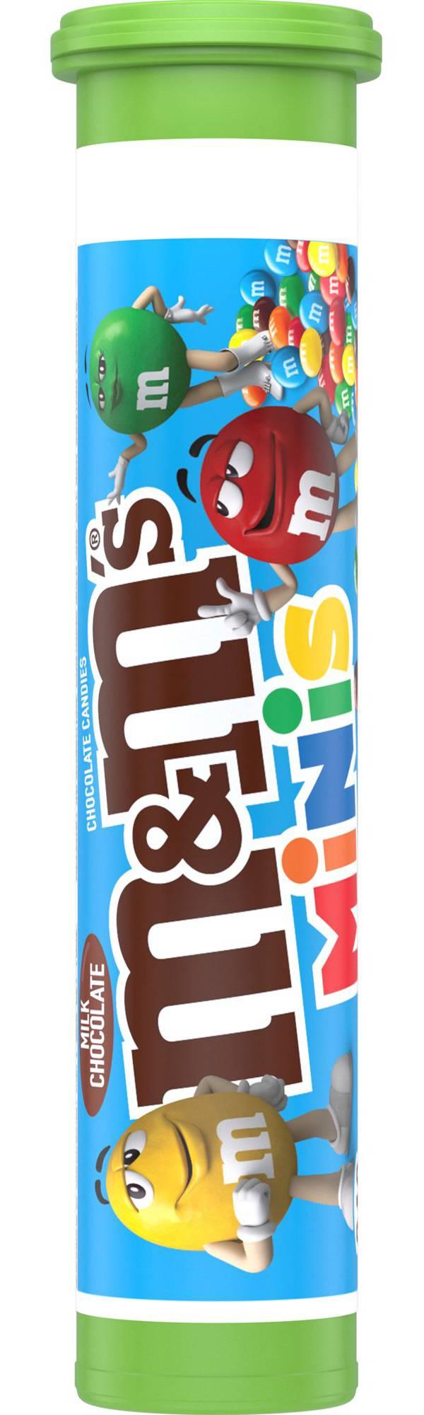 M&M's Milk Chocolate Mega Mini Candy Tube product image