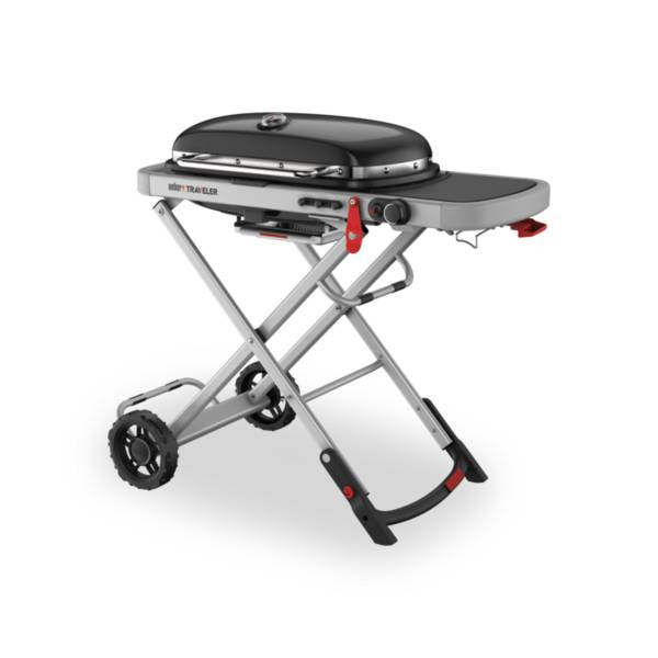 Weber Traveler Portable Gas Grill product image