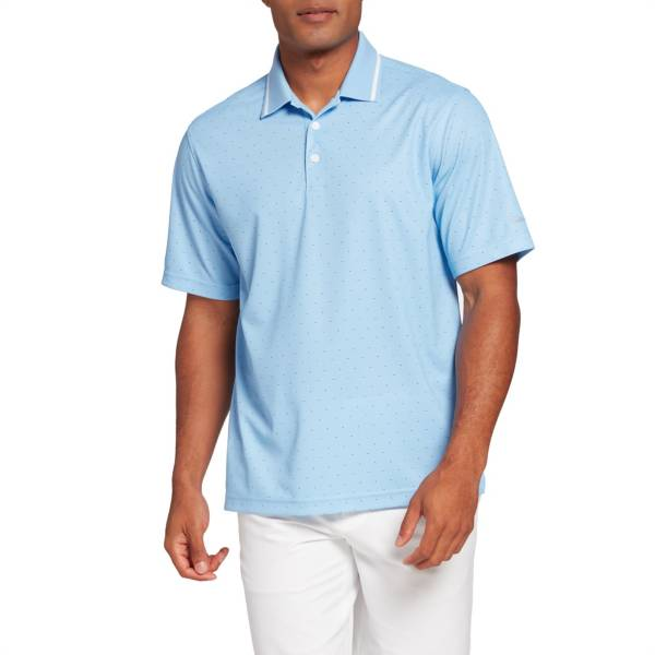 Walter Hagen Men's Perfect 11 Compass Print Golf Polo product image
