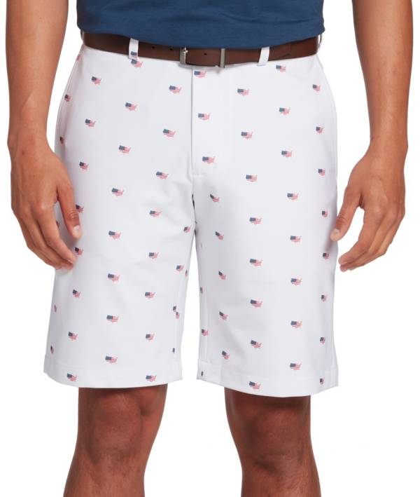 """Walter Hagen Men's Perfect 11 USA Country 10"""" Golf Shorts product image"""