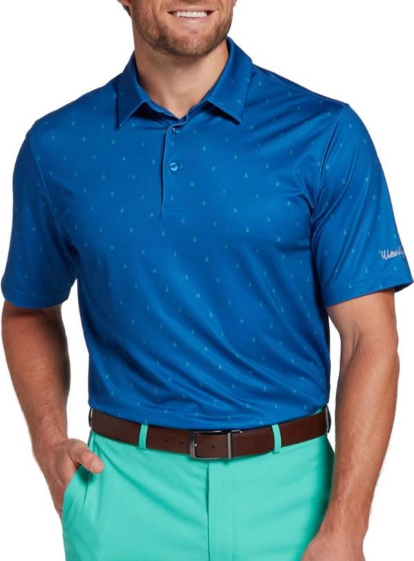 Walter Hagen Men's Geo Conversational Golf Polo product image