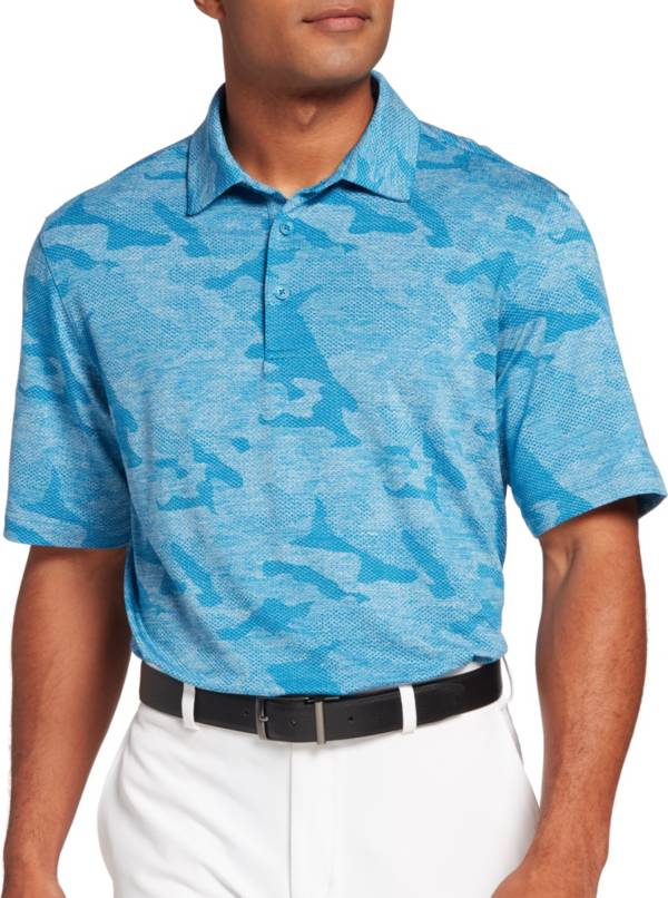 Walter Hagen Men's Perfect 11 Jacquard Golf Polo product image