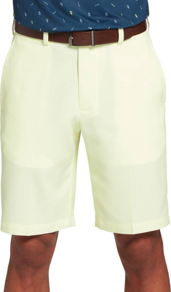 """Walter Hagen Men's Perfect 11 Seersucker 10"""" Golf Shorts product image"""