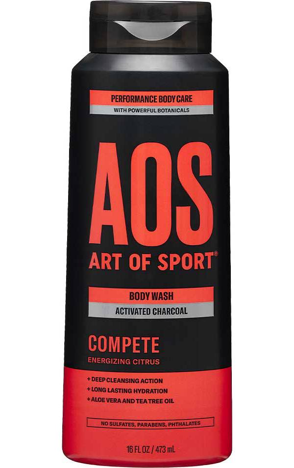 Art of Sport Men's Activated Charcoal Body Wash product image
