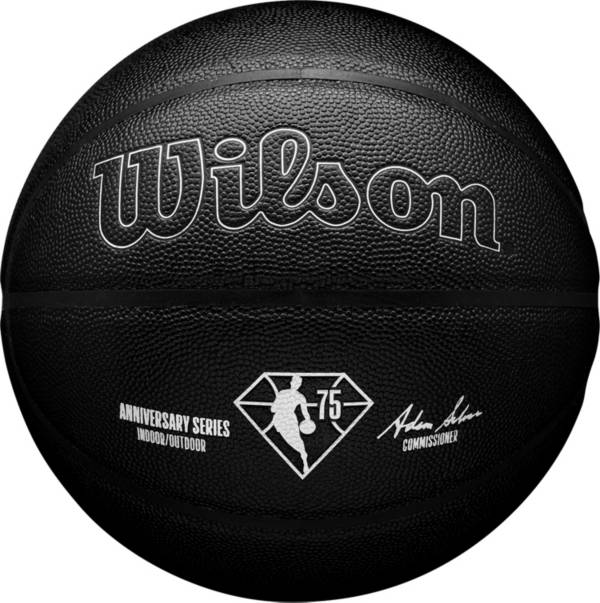 """Wilson NBA 75th Anniversary Forge Indoor/Outdoor Basketball 29.5"""" product image"""