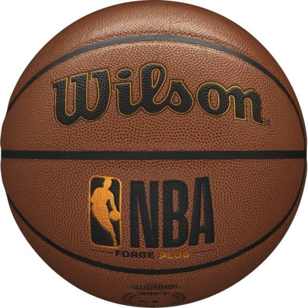 "Wilson NBA Forge Plus Basketball 29.5"" product image"