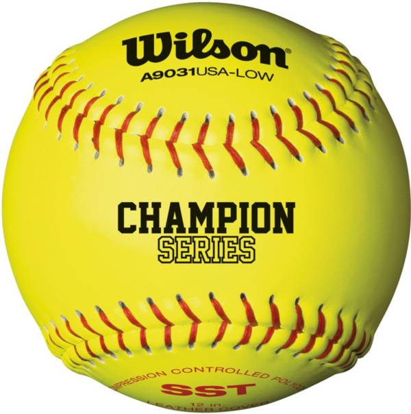"Wilson 12"" ASA Champion Series Fastpitch Softball product image"