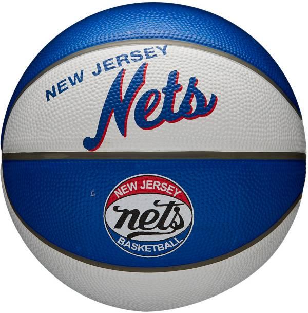 Wilson Brooklyn Nets Retro Mini Basketball product image