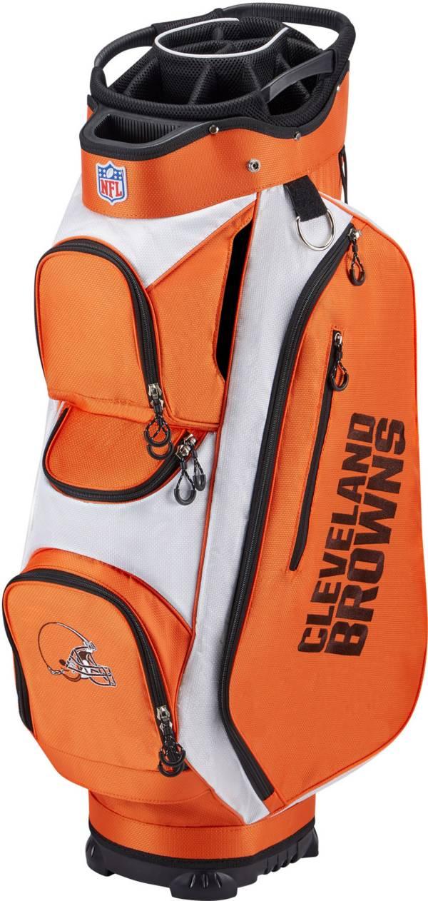 Wilson Cleveland Browns NFL Cart Golf Bag product image