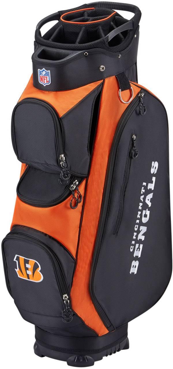 Wilson Cincinnati Bengals NFL Cart Golf Bag product image