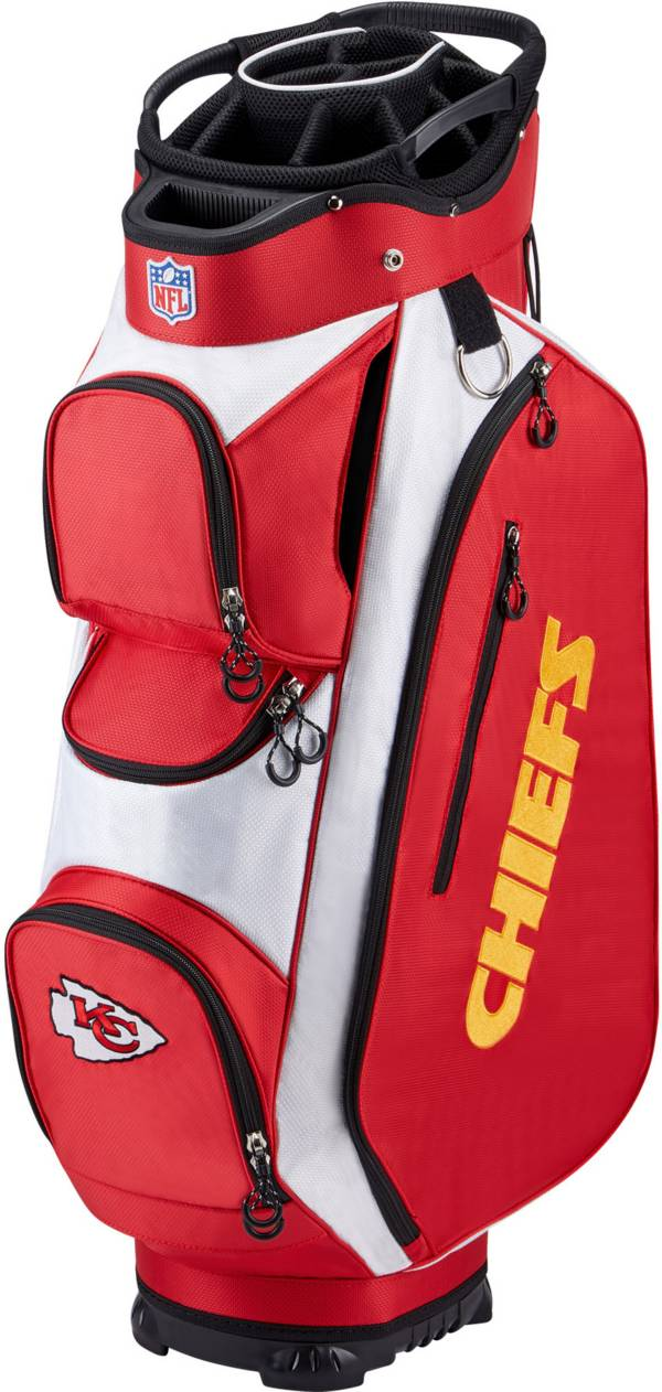 Wilson Kansas City Chiefs NFL Cart Golf Bag product image