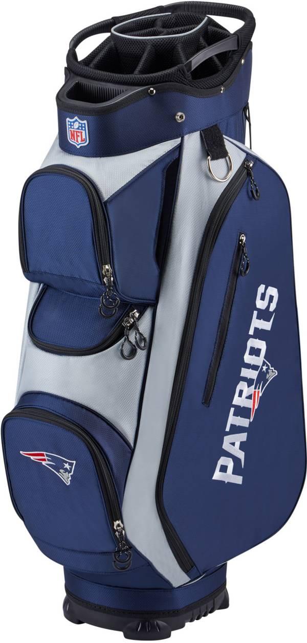 Wilson New England Patriots NFL Cart Golf Bag product image