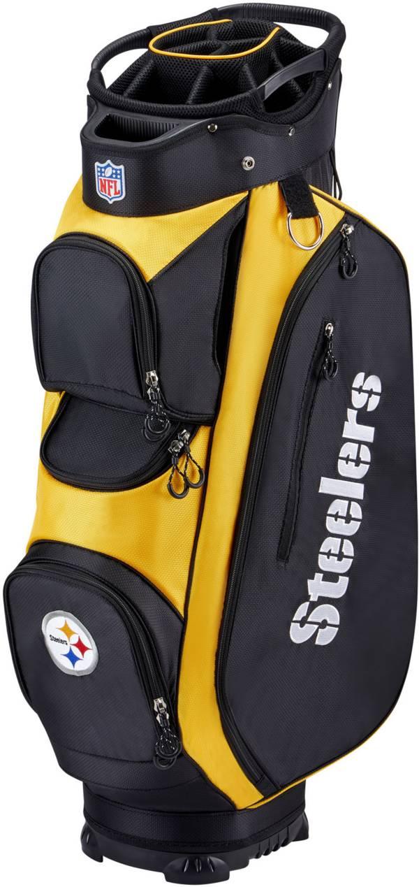 Wilson Pittsburgh Steelers NFL Cart Golf Bag product image